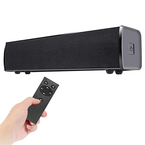 Heqianqian Altavoces Bluetooth altavoz 30 de alta potencia Smart Home TV Sonido 2.4G Control Remoto Computadora AudioSoundbar Altavoces
