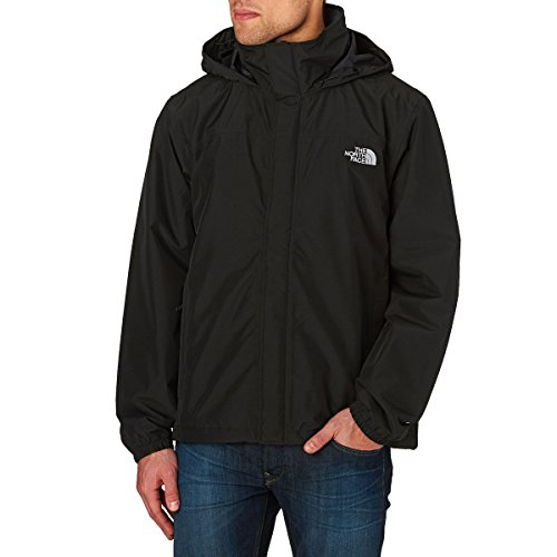 The North Face T0A14Y Chaqueta con aislamiento Resolve, Hombre, Negro (Tnf Black), M