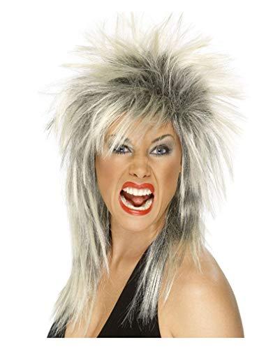Jupe Diva Perruque Platinum Blonde