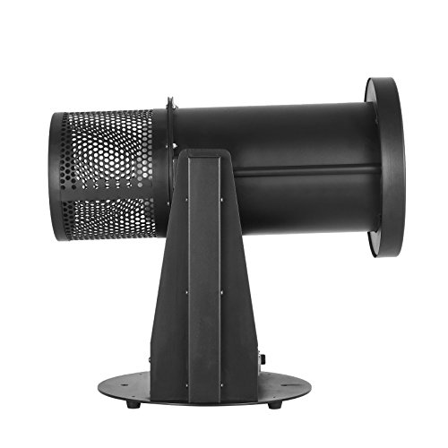 VEVOR 1200W Confetti Launcher Machine Cannon with LED Light Effects and Wireless DMX Control for Party Wedding Concerts Celebration Speciial Events Stage Effect Confetti Shot Shooter