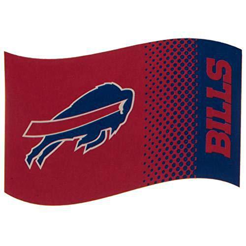 Buffalo Bills Fahne - Flagge 152cm x 91cm NFL Fanartikel Fanshop