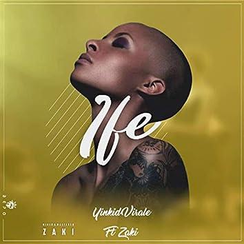 Ife (feat. Zaki)