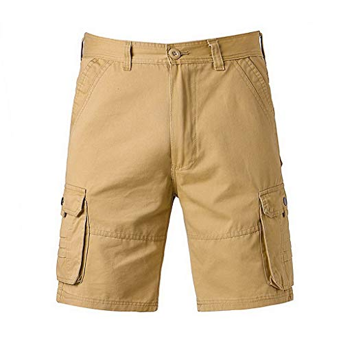 Purchase Nacome Sport Swim Trunks Shorts for Men's Fashion Casual Cotton Pocket Solid Outdoors Work ...