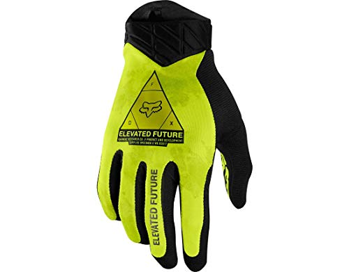 Fox Flexair Elevated Gants de VTT Jaune Taille XL