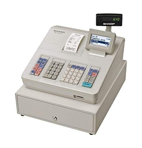 Sharp XE-A207X W, Registrierkasse mit TSE