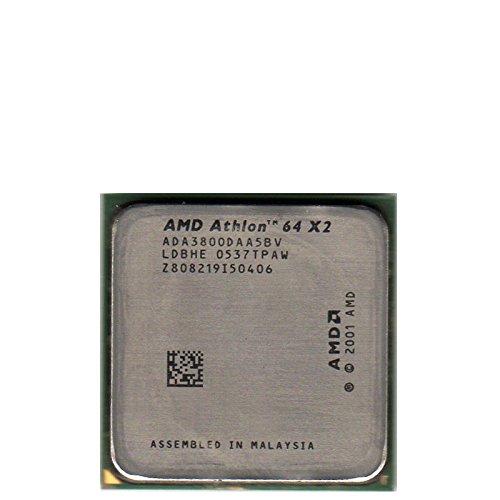 AMD Athlon 64X23800ADA3800DAA5BV CPU 2.0GHz Sockel 939(2H) Tray CPU ohne Kühler