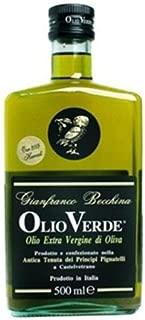 Olio Verde Extra Virgin Olive Oil - 6 Pack (500ml)