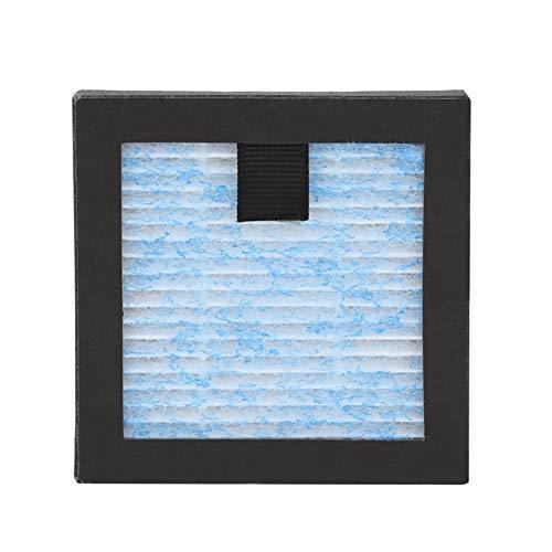 Hoge efficiënte vervanging actieve kool katoen filter voor auto luchtreiniger reiniger Echte actieve kool filters Vervanging dual action filter met geurvermindering