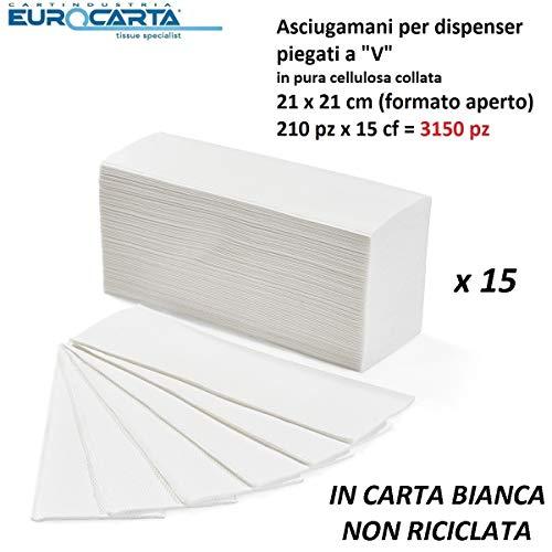 toalla de papel desechables para dispensador 2 Velos