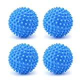 4 Pieces Dryer Balls Reusable Tu...