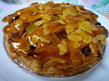 フランスレストラン シェ・アンジュ 特製 弘前アップルパイ(栄黄雅)