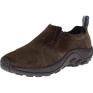 Merrell Men's Jungle Moc Slip-On Shoe,Fudge,7 M US