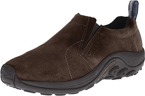 Merrell Men's Jungle Moc Slip-On Shoe,Fudge,9 M US