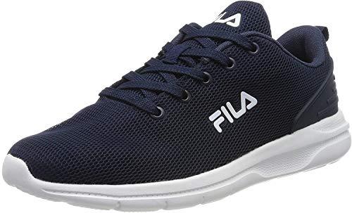 FILA Herren Men Sport&Style Fury Run III Low Hohe Sneaker, Blau (Dress Blue 29y), 44 EU