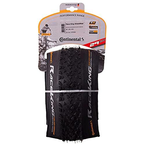 Tuimiyisou Bicicletas Plegables de neumáticos de Repuesto Continental Camino de Bicicletas de montaña BTT neumáticos de protección (29x2.2cm)