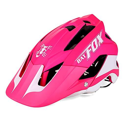 Zeroall Ligero Casco de Bicicleta para Hombre Mujer 56-62cm Tamaño Ajustable Casco...