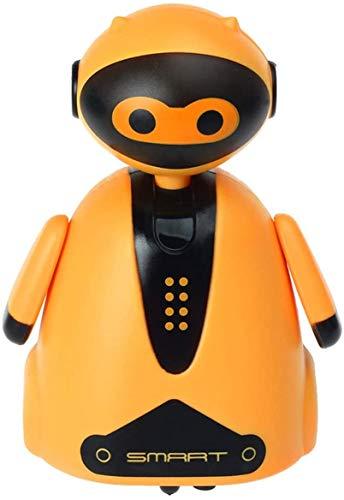 Roboter, Der Der Markierungslinie Folgt, Mini-induktionsroboter, Linie, Die Dem Roboterspielzeug Folgt, Mit Led-licht,...