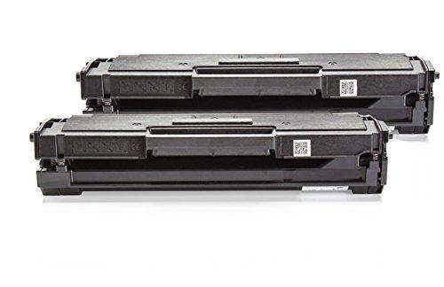 2Tóner XXL equivalente Super con por 2000Páginas, sustituye a Samsung MLT de D111MLT de d111l para no original Samsung Xpress M2020M2020W M2021m2021W M2022M2022W M2026m2026W M2070M2070F M2070W M2070W m2071fh m2071fw m2071hw m2071W M2078m2078F m2078fw m2078W SL-BD20M2000M2022SL-M2022W