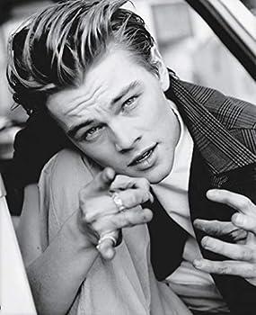 Leonardo Dicaprio Actor Star Poster Size   12x18  inch Print Frameless Art Gift 30.5 x 46 cm