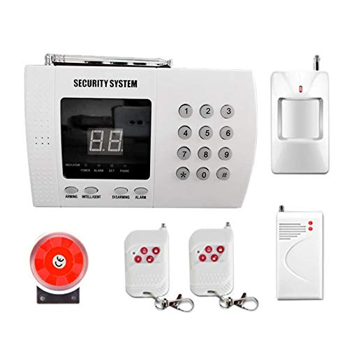RETYLY Inicio Dispositivo de Fijación de Alarma Antirrobo Seguridad Alarma Antirrobo Productos de Seguridad Alarma de Seguridad Alarma Inalámbrica Enchufe de la Ue