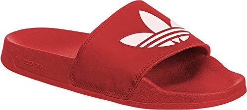 adidas Originals Badelatschen Adilette LITE FU8296 Rot, Schuhgröße:42