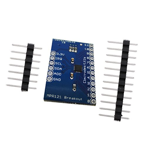 MPR121 Breakout V12 Kapazitiver Touch Sensor Controller Modul I2C Arduino Piano