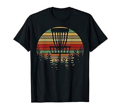 Vintage Disc Golf Frisbee Golf Frolf Flying Disc Sport Shirt