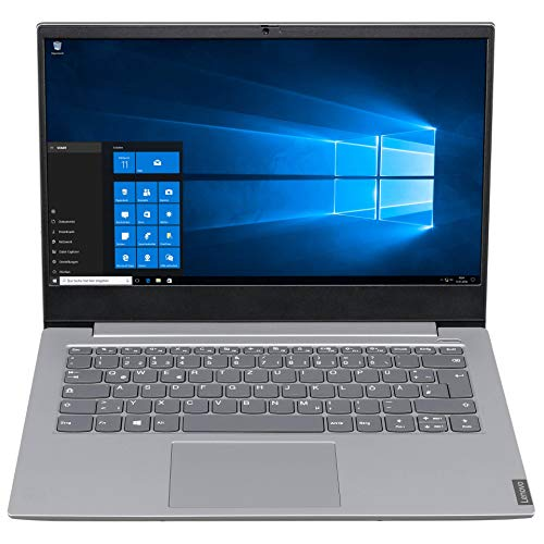 Lenovo Notebook (14 Zoll Full HD IPS), Intel i5-1035G1 Quad Core 4 x 3.60 GHz, 8 GB RAM, 512 GB SSD, Intel UHD Grafik, HDMI, Bluetooth, USB 3.0, WLAN, Webcam, Windows 10 Pro