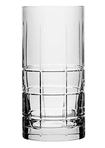 Orrefors Street Highball Longdrink-Glas, 4er-Pack