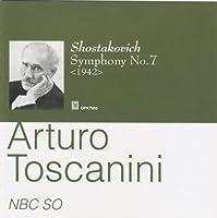 交響曲第7番『レニングラード』 トスカニーニ&NBC交響楽団
