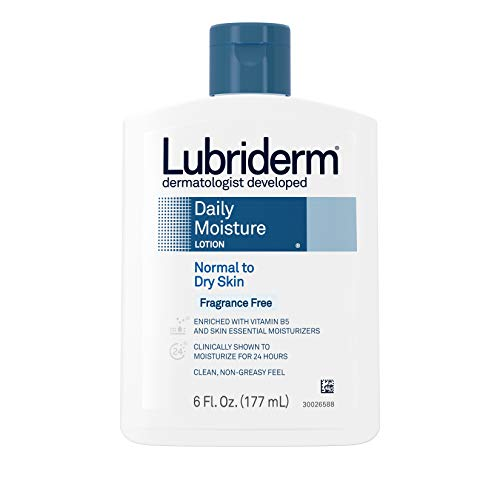 Lubriderm Daily Moisturizing Lotion- Best Ointment for Tattoos Aftercare