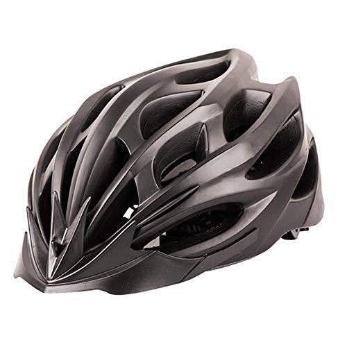 ALSGON Casco Bicicleta Mujer Paseo,ProteccióN Unisex ExtraíBle Seguridad Bike Cycling Helmet Casco...