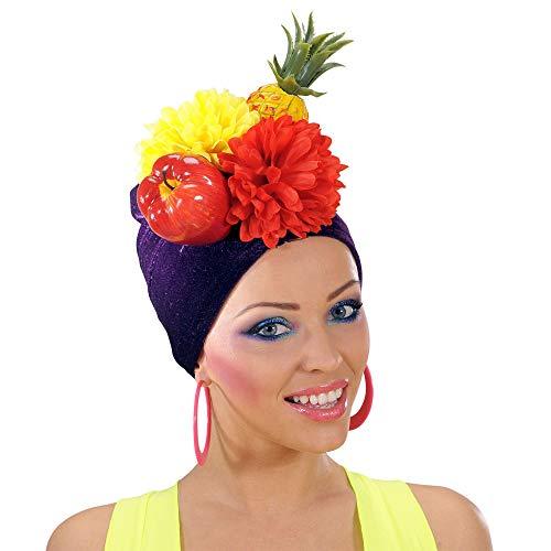 WIDMANN S.R.L. Miranda Tocados Vestir Diversión Sombreros Gorras Y Sombreros para Disfraces Accesorios