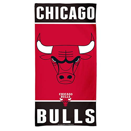 McArthur NBA Strandtuch 150x75 cm Chicago Bulls