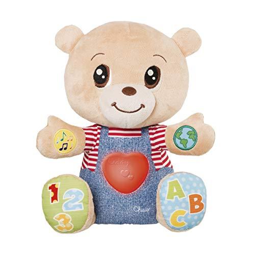 Teddy - O Ursinho das Emoções, Chicco, Colorido