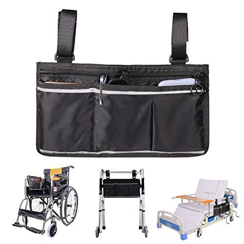 ASTARC Multifunktions-Rollstuhl-Tasche, sichere Aufbewahrungstasche für Rollstuhl, Rollstuhltasche, universeller Rucksack, gepolsterte Rückseite, hohe Qualität, wasserdichte Aufbewahrung