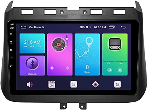 ZHANGYY Navegación GPS para automóvil Estéreo automático de 9 Pulgadas Compatible con Honda Crosstour 2014-2016 Android Radio BT Llamada Manos Libres
