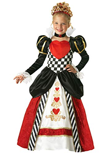 Queen of Hearts Child Costume – Small