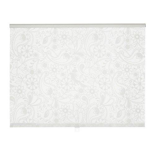 IKEA LISELOTT-Rollo, weiß, 120 x 195 cm