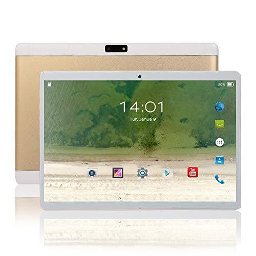 TEENO Tablet de 10.1 Pulgadas Baratas HD IPS 2GB RAM 16GB ROM - 4G,WiFi,Quad-Core,,Dual Camera (TAB003)