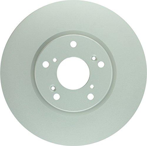 Bosch 26010768 QuietCast Premium Disc Brake Rotor For 2004-2008 Acura TL; Front