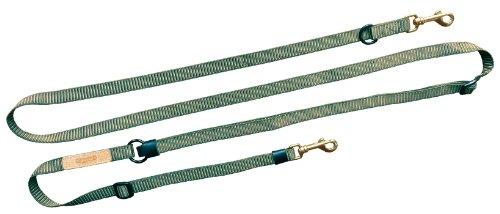 Niggeloh Hundeumhängeleine Deluxe, grün, 041100014