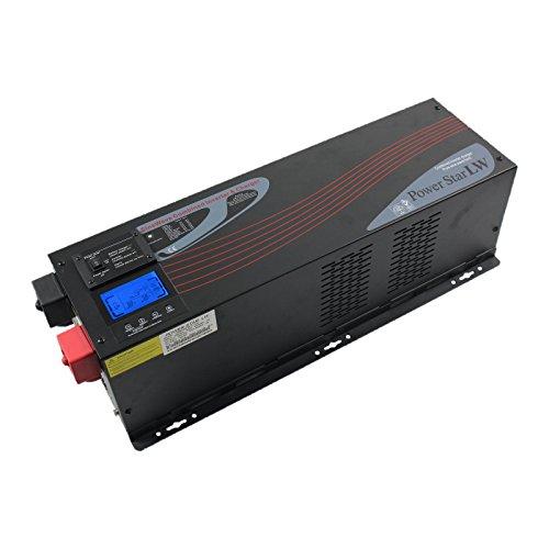 6000W 48V Low Frequenz Pure Sine Wave netzferne Power Inverter 220V–240V AC mit Peak Power bis zu 18000W (6KW Nominal, 18kW Surge Power)