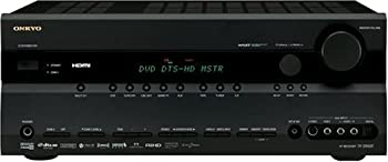 Onkyo TX-SR605 7.1 Channel Home Theater Receiver  Black   Discontinued by Manufacturer