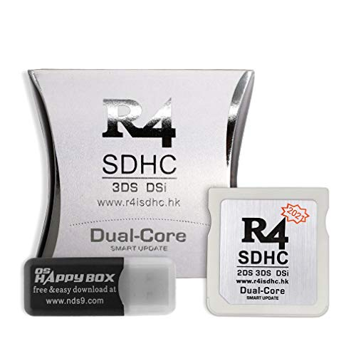 Adaptador R4 SDHC Tarjeta de Memoria Secure Digital Tarjeta de grabación Tarjeta...