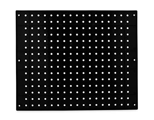 Camco Peg Board - Safely Store and Organize Your Tools - Measures 19-Inches x 15.5-Inches x .44-Inches - 2 Pack (42295)