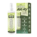 Natural Spray for Immune (Compared to Thieves Spray) 100% Natural Essential oil blend, Clove, Lemon, Cinnamon, Rosemary, Eucalyptus, (4 oz)