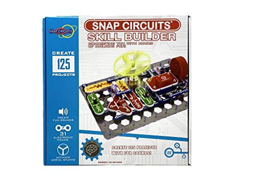 Snap Circuits Skill Builder 125