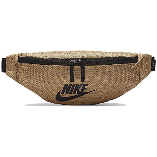Nike Sportswear Heritage Gürteltasche Gold/schwarz/schwarz