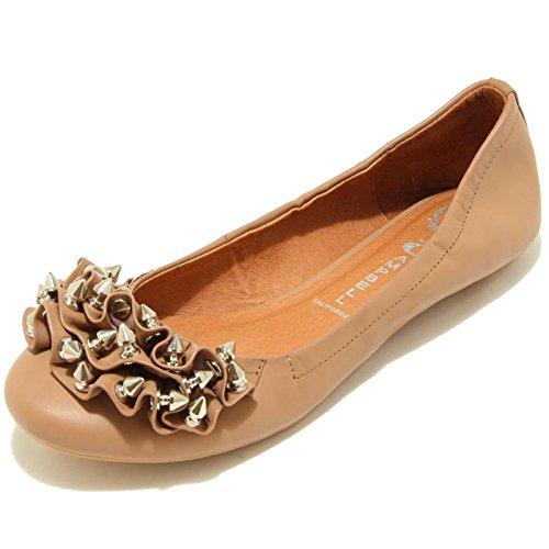 Jeffrey Campbell 7778F Ballerina Ruffle Scarpa Donna Shoes Women [37]